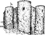 rye castle, castle rye, ypres castle rye, rye castle logo