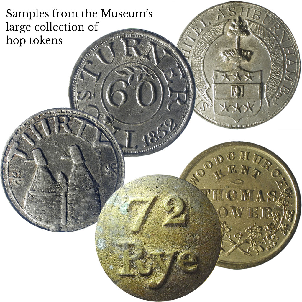 History of rye, rye castle museum, rye history, historical artefact, east street museum rye, ypres tower history, ypres tower rye, medieval currency, ancient currency, hop tokens, coin collections, old coin collections